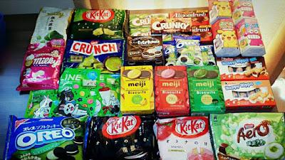 Online shop khusus makanan ringan impor