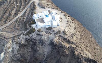 Ανασκαφή προϊστορικού οικισμού στην θέση «Κοίμηση» Θηρασίας