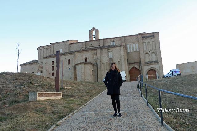 Santuario de la Virgen de la Peregrina, Sahagún de Campos, León