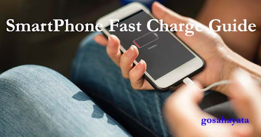Smart Phone Ko Fast Charge Kaise Kare ? Full Guide