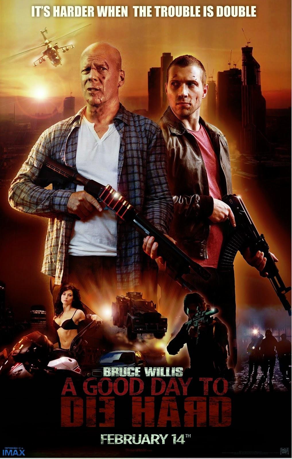 Die Hard 5 วันดีมหาวินาศ คนอึดตายยาก [HD][พากย์ไทย]
