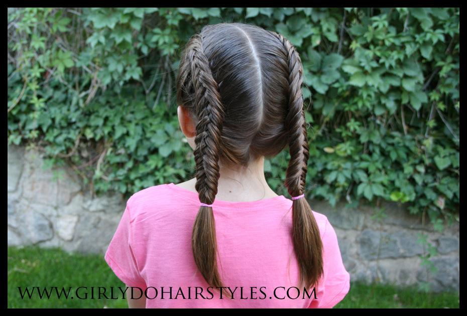Fine Girly Do Hairstyles By Jenn Dutch Fish Bone Braid Fishtail Hairstyles For Men Maxibearus