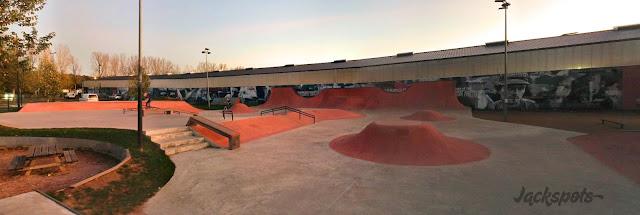Skatepark Aurillac