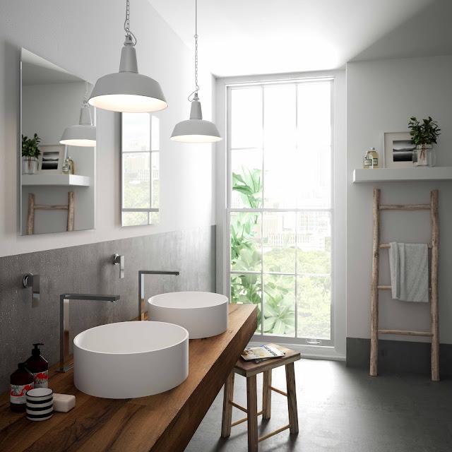 Nuevos lavamanos de hi macs arquitectura y dise o los for Los mejores disenos de interiores del mundo