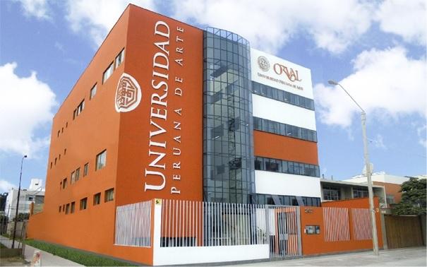 Universidad Peruana del Arte ORVAL