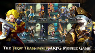 heroes of skyrelm mod v1.1.0 apk