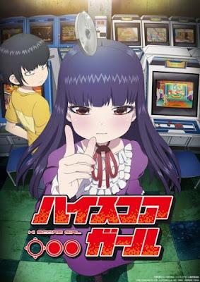 Anime High Score Girl (2018) Subtitel Indonesia