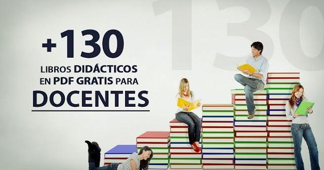 AYUDA PARA MAESTROS: Más De 130 Libros Didácticos En PDF