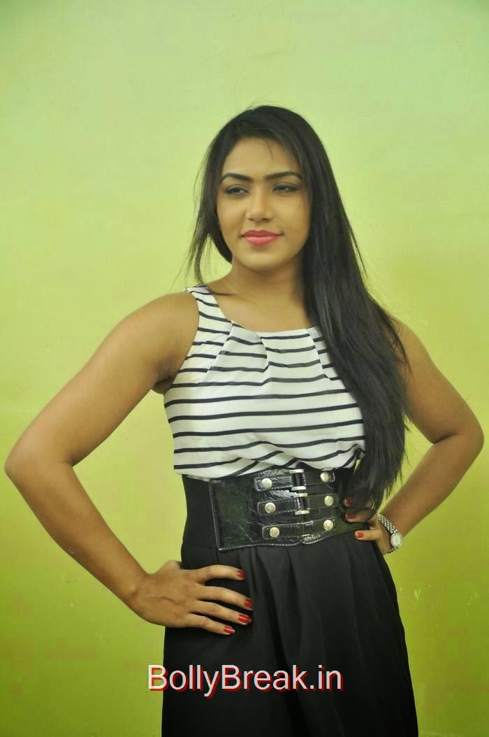 Risha Photo Gallery, Risha Hot Pics from Virudhalaam Pattu Movie