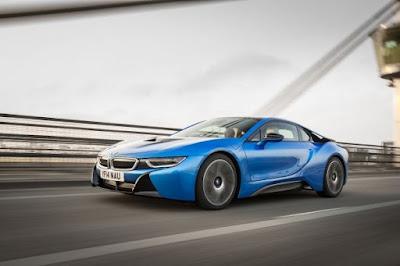 Πολυάριθμα βραβεία και διακρίσεις για τη BMW το 2016