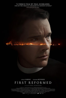 First Reformed 2017 DVD R1 NTSC Spanish
