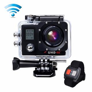 telecamera 4K HD WIFI
