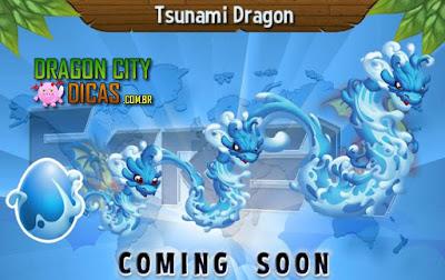 Dragão Tsunami