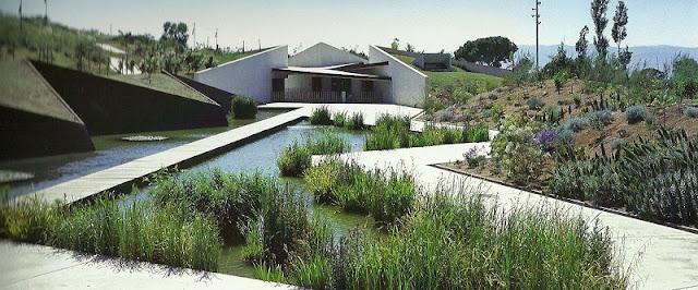 Jardim Botânico de Barcelona em Montjuic
