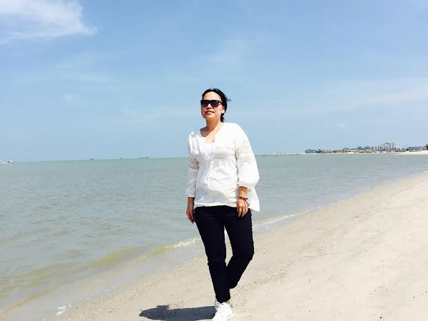 [Travel] Pantai Klebang,Melaka