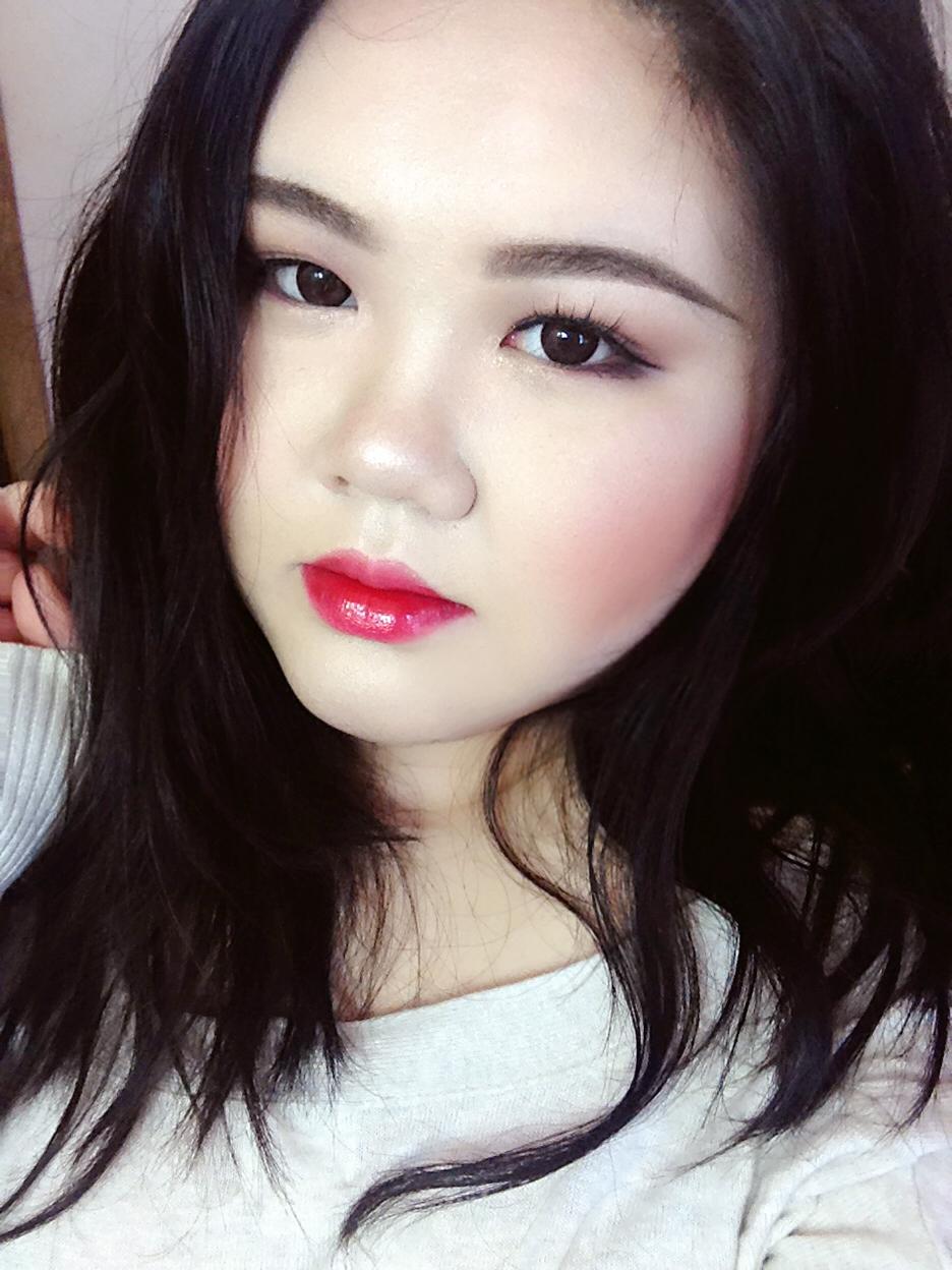 makeup eyes Big asian