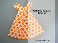 Come realizzare un vestitino origami