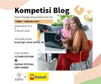 Kompetisi Blog saliha.id