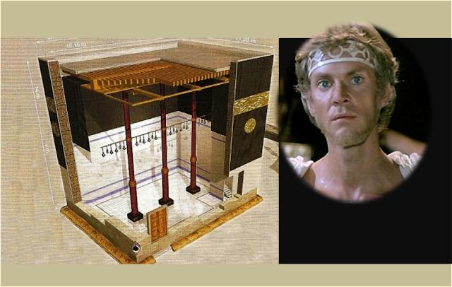 Kiprah Pachomius Dalam Renovasi Ka'bah Tahun 605