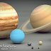 8 Planet di Sistem Tata Surya Kita