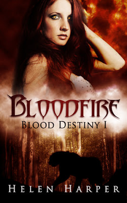 Bloodfire by Helen Harper