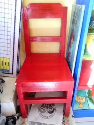 kursi anak tk