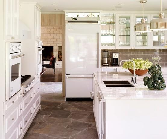 Tiffany Leigh Interior Design Defending White Appliances