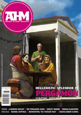Ancient History Magazine 3, 26 February 2016