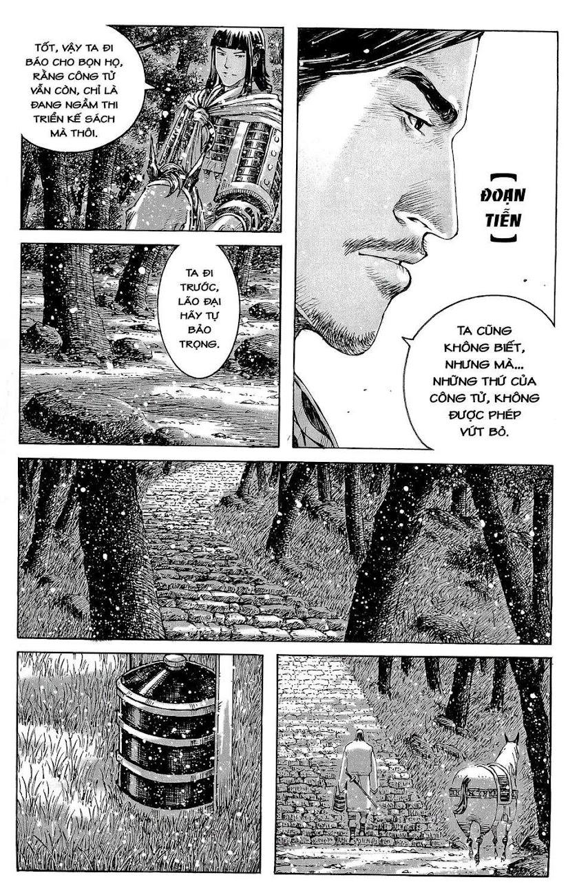 Hỏa phụng liêu nguyên Chương 357: Kẻ thưởng hoa [Remake] trang 7