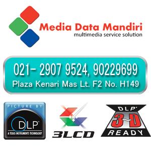 service lcd infocus - Jakarta