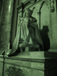 Arcebispo Leoni Friderico Aneiros, na Catedral de Buenos Aires