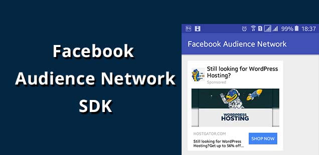 Facebook Audience Network Android SDK Integration