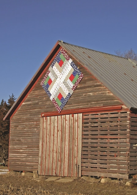 Barn Quilts and the American Quilt Trail : quilt on barns - Adamdwight.com