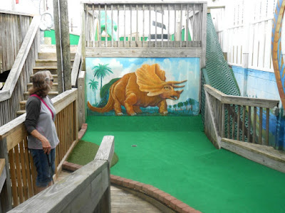 Club 18 Miniature Golf in Stone Harbor