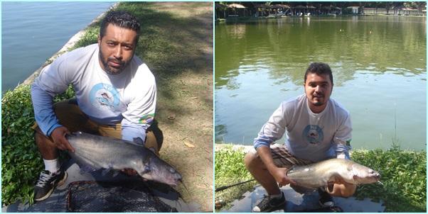 Pesqueiro Matsumura, Pesca, Peixe