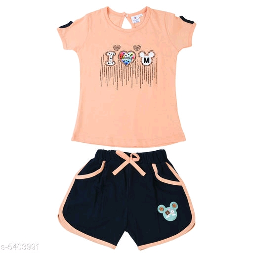 Cute Little Kid's Girl's Clothing sets