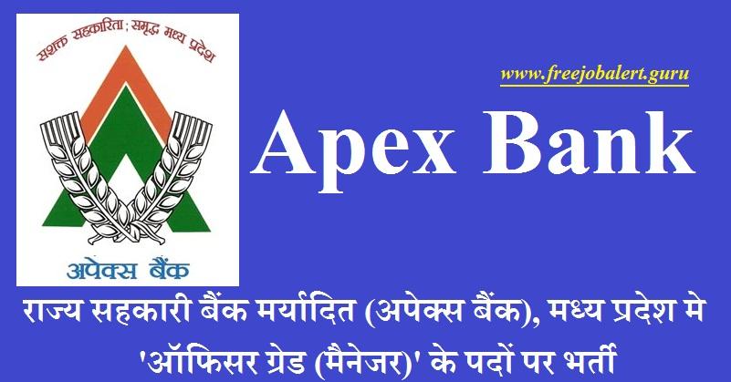 Apex Bank Recruitment 2018