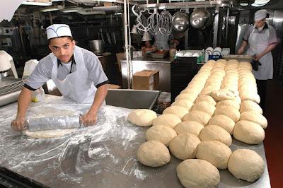 Bread, Work of Human Hands