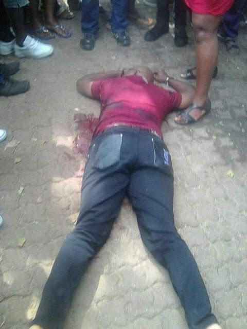Photos: Anambra businessman reportedly shot dead in South Africa