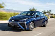 Toyota's hydrogen technology is coming quickly