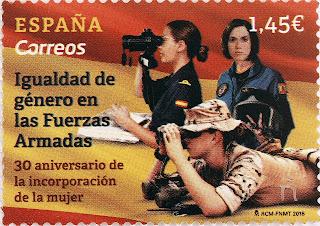 30 ANIVERSARIO DE LA INCORPORACIÓN DE LA MUJER A LAS FUERZAS ARMADAS
