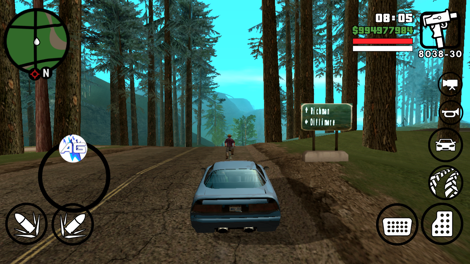 Tech-Vikash-Roms: Gta San And Reas Lite Version For Some Devices