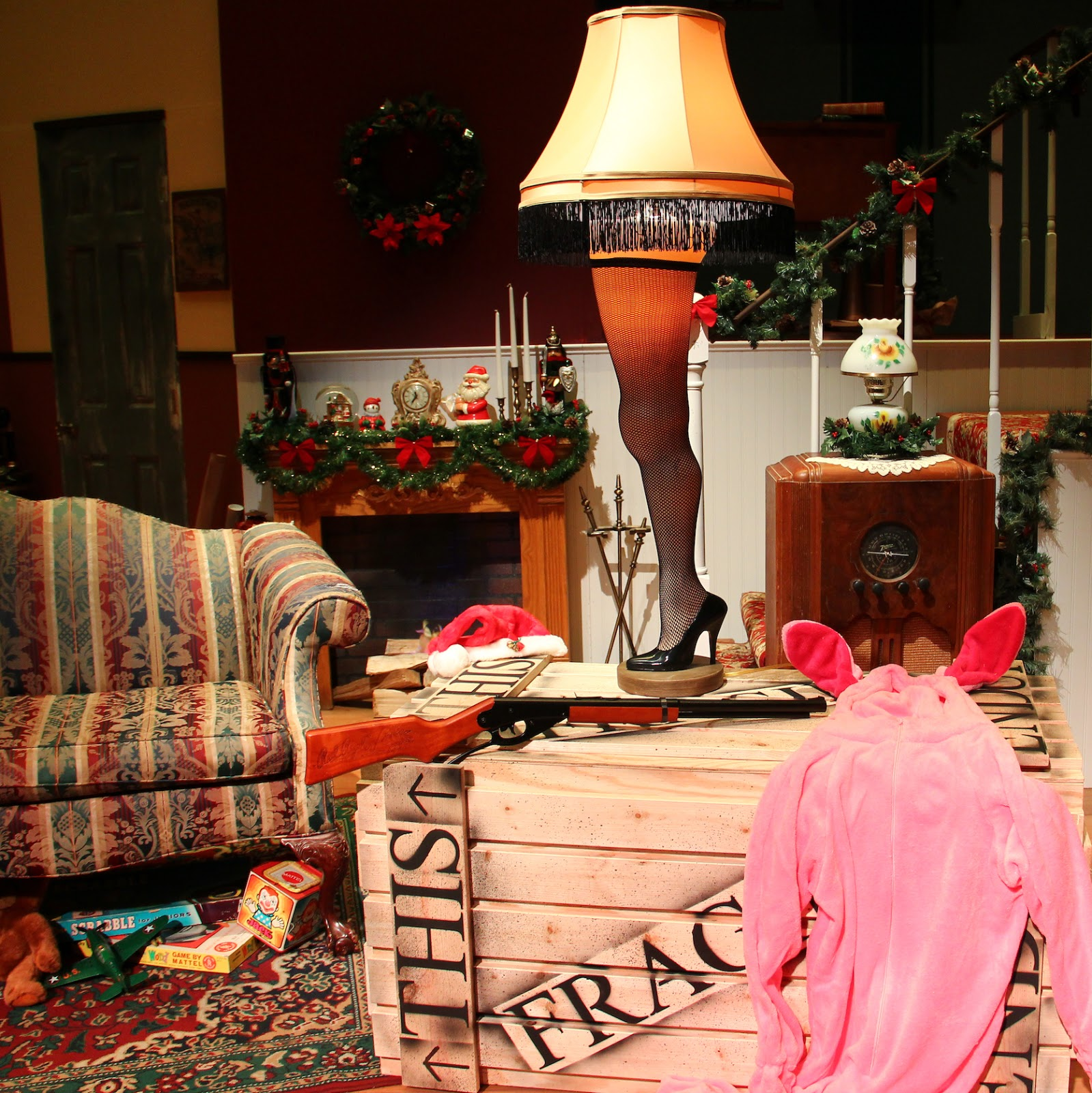 a christmas story opens this friday at tulsa little theatre - When Is A Christmas Story Set