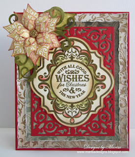 Image result for Just rite Christmas Vintage Labels Four Stamp set