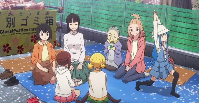Mitsuboshi Colors – Episódio 12
