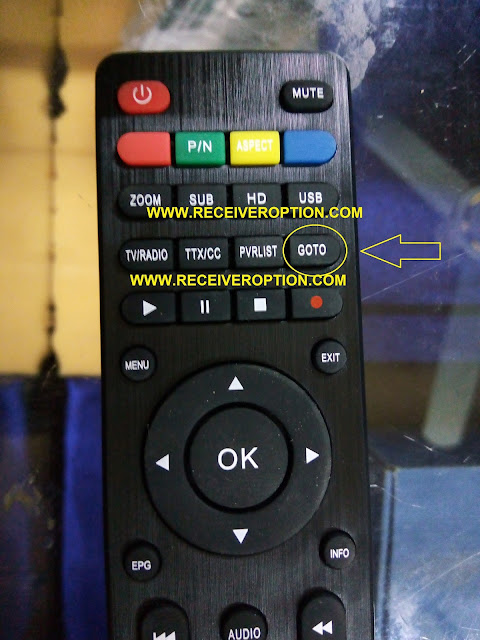 LAZER LZ-500 HD RECEIVER BISS KEY OPTION