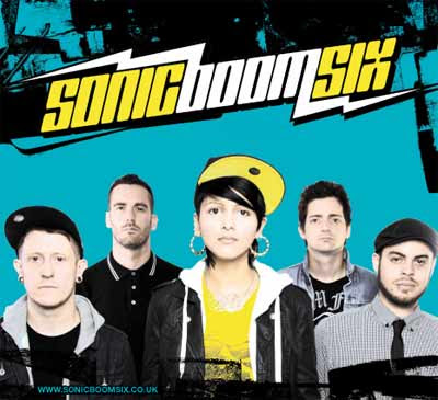 Frisk - Sonic Boom Six remix | Sturban Clothing blog about