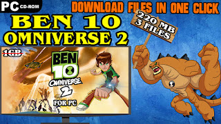 BEN 10 OMNIVERSE 2 PC GAME DOWNLOAD
