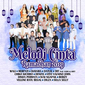 Various Artists - Melodi Cinta Ramadhan 2019 (Full Album 2019)