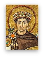 الإمبراطور جستنيان527- 565م إمبراطور الشرق